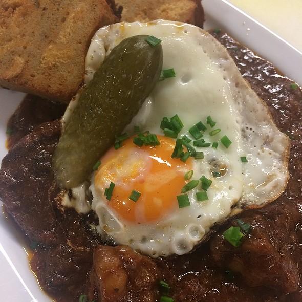 Gulash Stew @ Cafe Ritazza