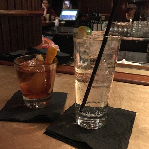 Hickory Old Fashioned @ The Royalton