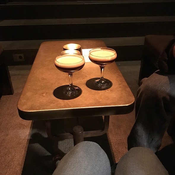 Espresso Martini @ The Royalton