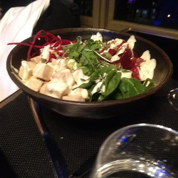 Poke Bowl - Vegetarian @ Le Sam Bistro Evolutif
