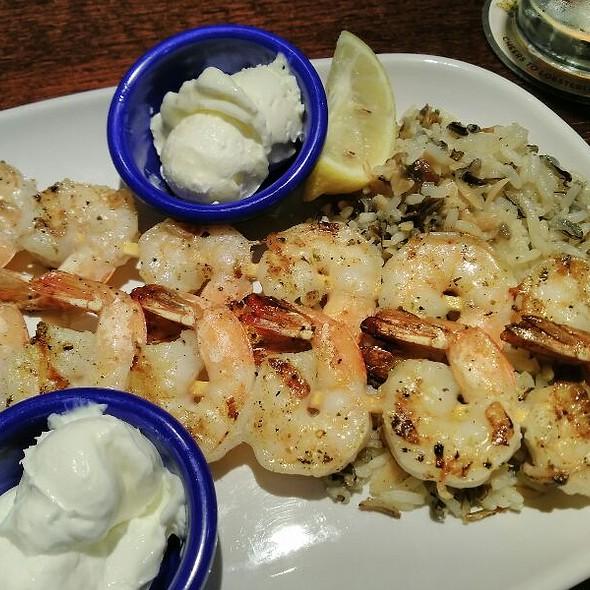 Wood-Grilled Shrimp Skewers