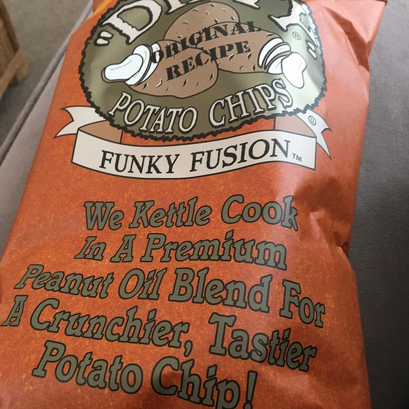 Funky Fusion Dirty Chips