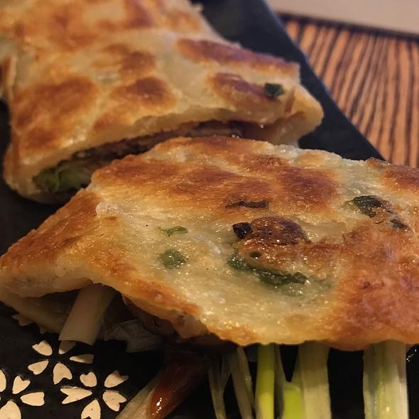 Scallion Pancakes @ Kungfu Kitchen