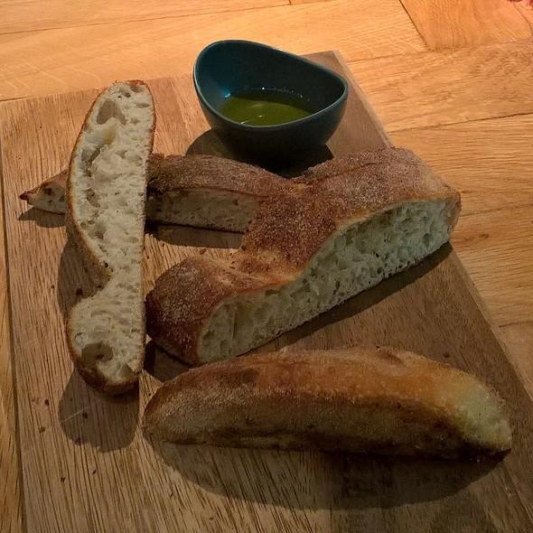 Rosemary and Sea Salt Bread @ ASK Italian