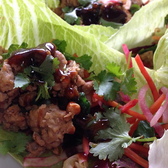 San Choy Bau With Pork