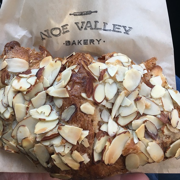 Twice Baked Almond Croissant