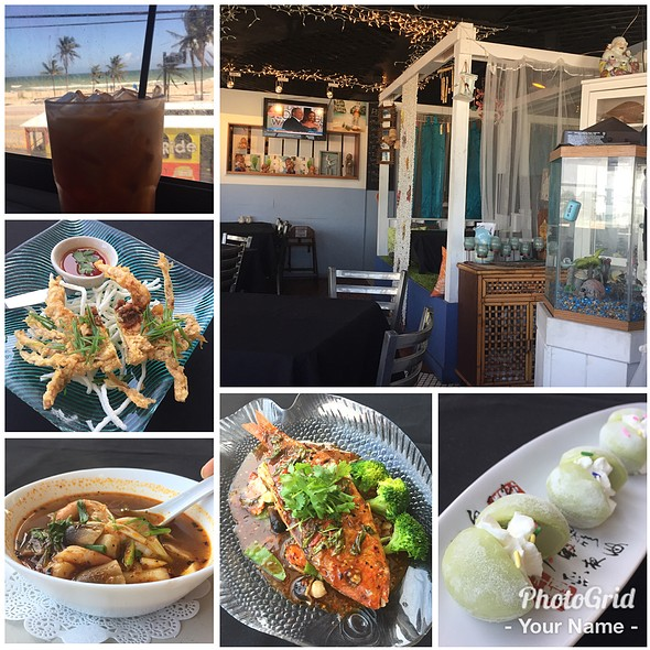 Thai Food @ Thai On the Beach