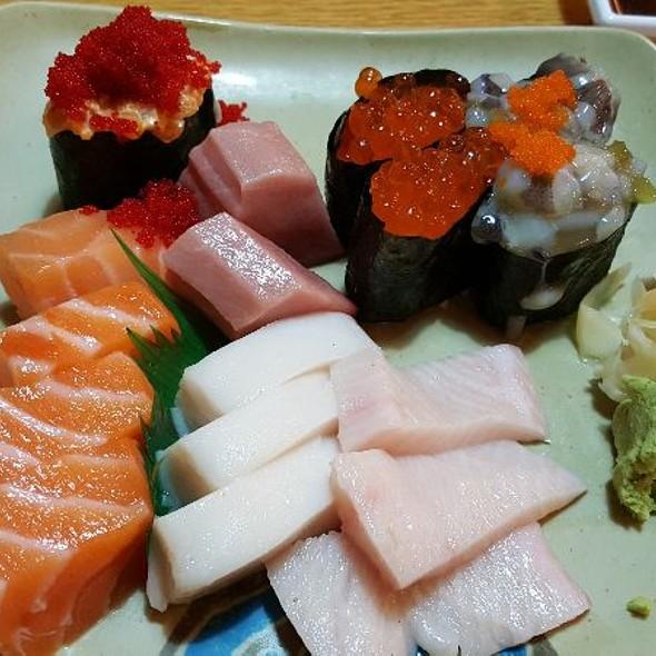 Assorted Sashimi & Sushi