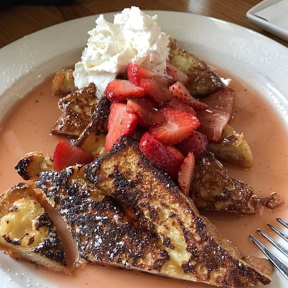 Strawberry French Toast