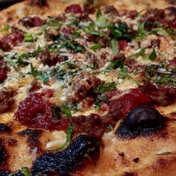 Chorizo Pizza @ Gjelina