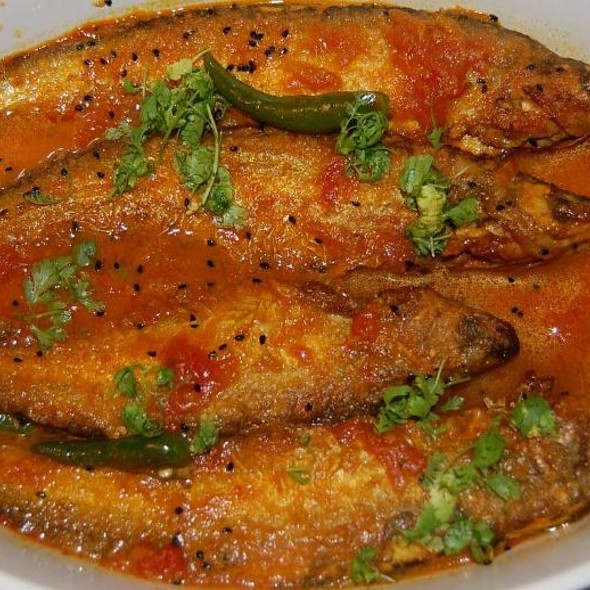 Fish Curry recipe @ Famous Indian Recipes