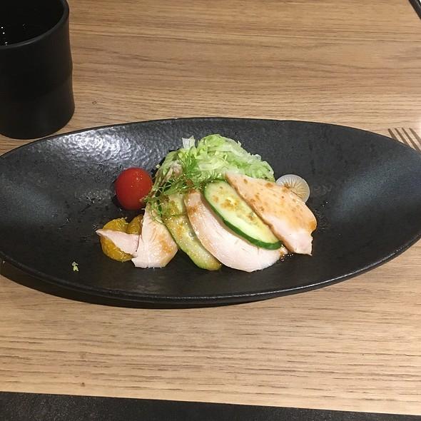 Chicken Salad 田園燻雞沙拉