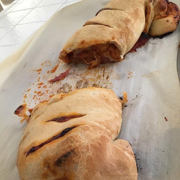 Homemade Stromboli @ Agoura Hills