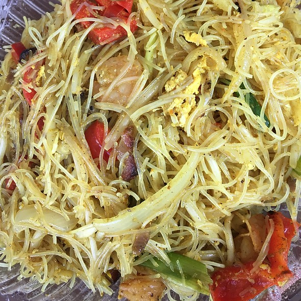 Singaporean Style Fried Vermicelli
