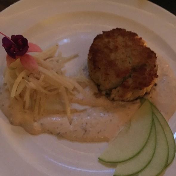 Jumbo Crab Cake @ Bazar Tapas Bar And Restaurant