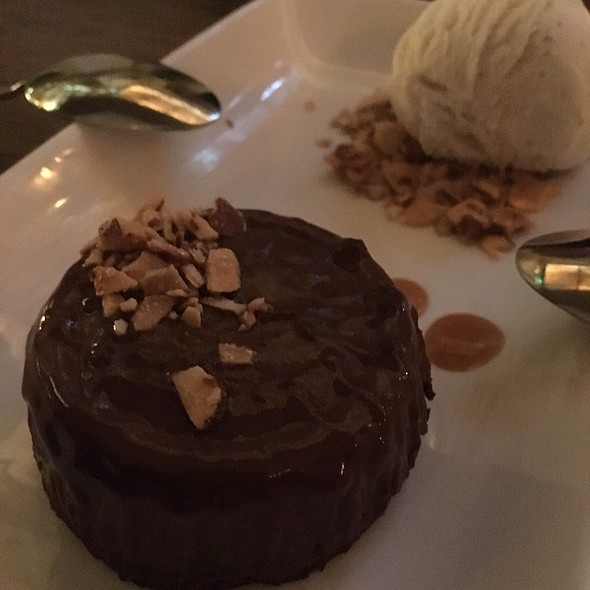 Chocolate Cake @ Bazar Tapas Bar And Restaurant