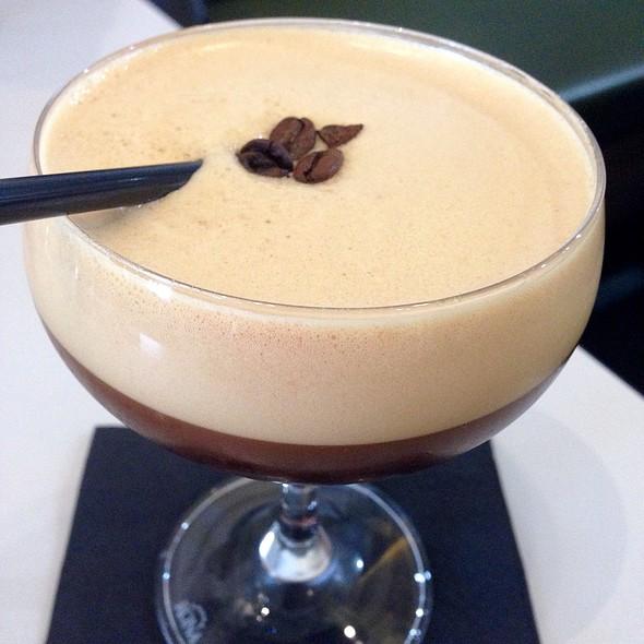 Espresso Martini @ 400 Gradi East