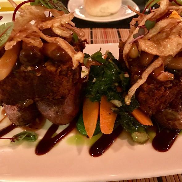 Meatless Loaf @ MoZaic Restaurant