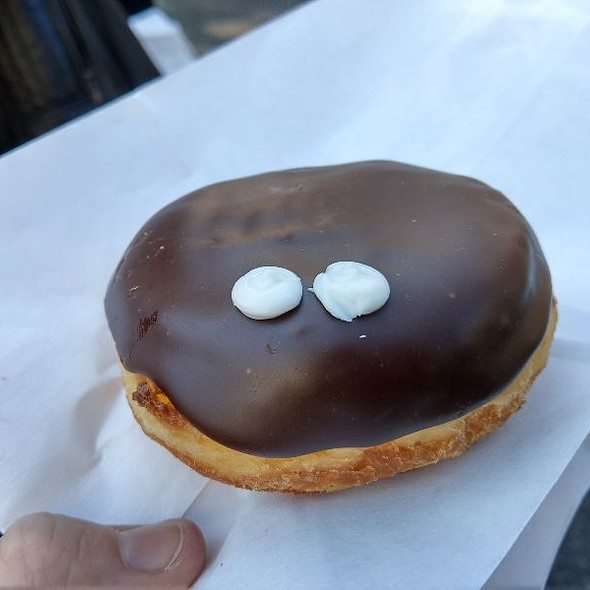 Portland Creme Donut