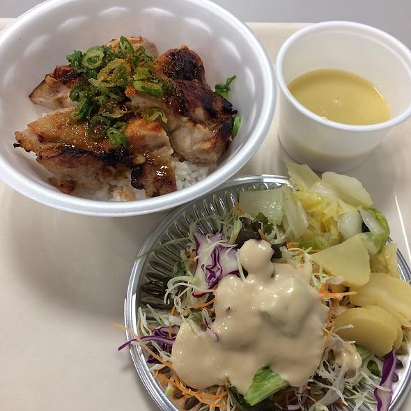 Miso Chicken Don