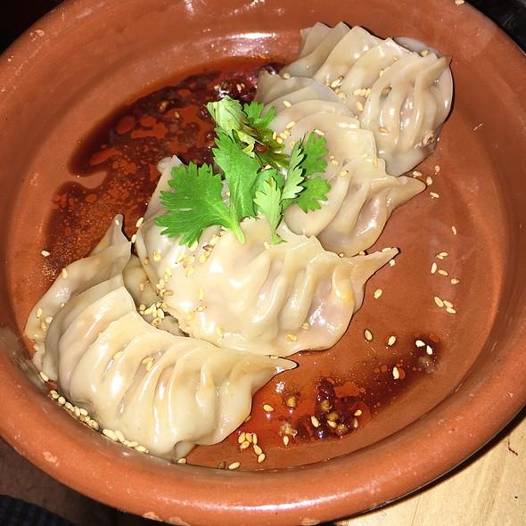 """Lamb Dumplings """"Xi-An Style"""""""