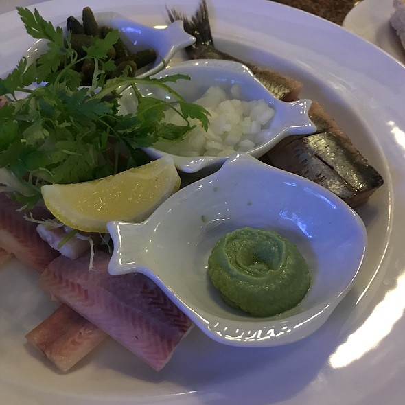 Herring And Smoked Eel
