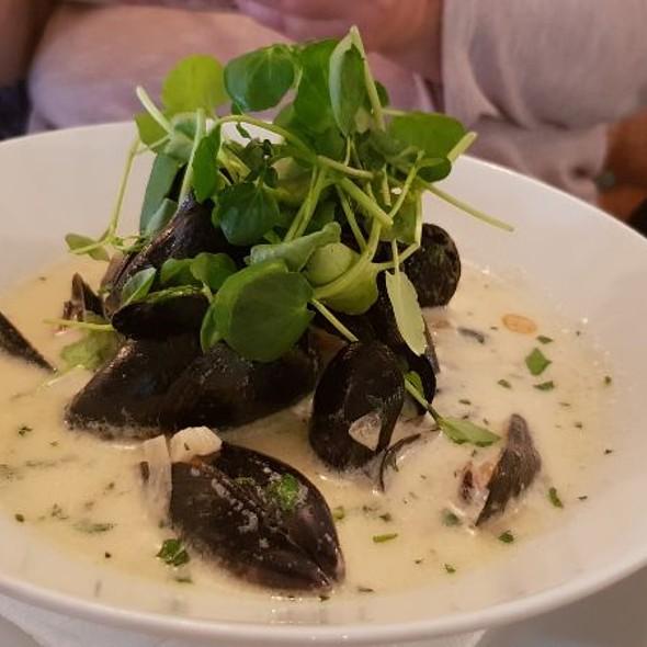 Welsh Mussels
