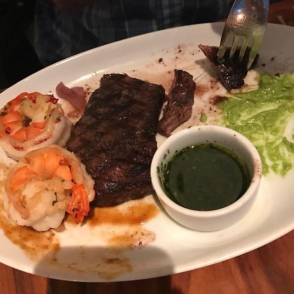 strip steak @ STK Midtown