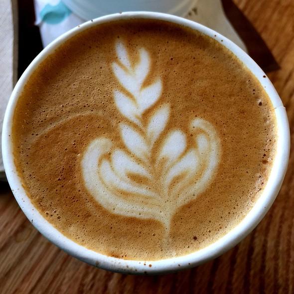 Cafe Latte @ Joe Coffee