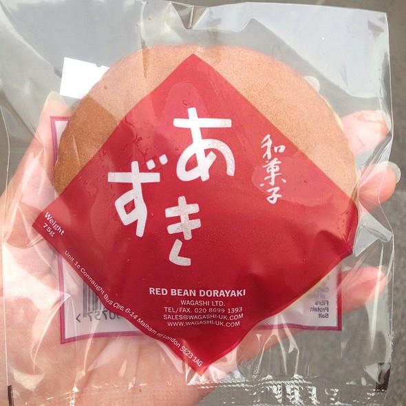 Red Bean Dorayaki