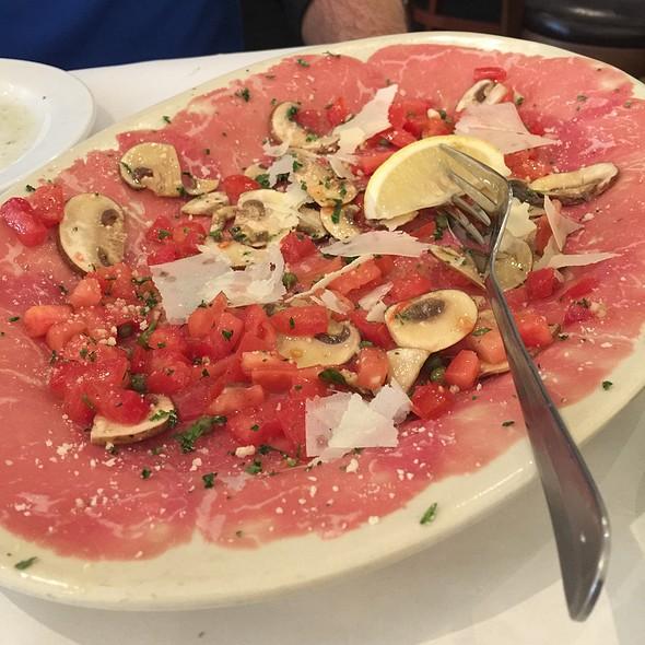 Beef Carpaccio @ Mia Francesca
