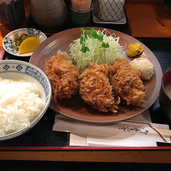 Deep Fried Oyster Lunch