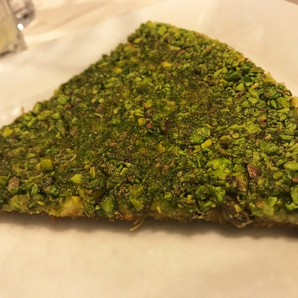 Künefe With Pistachio