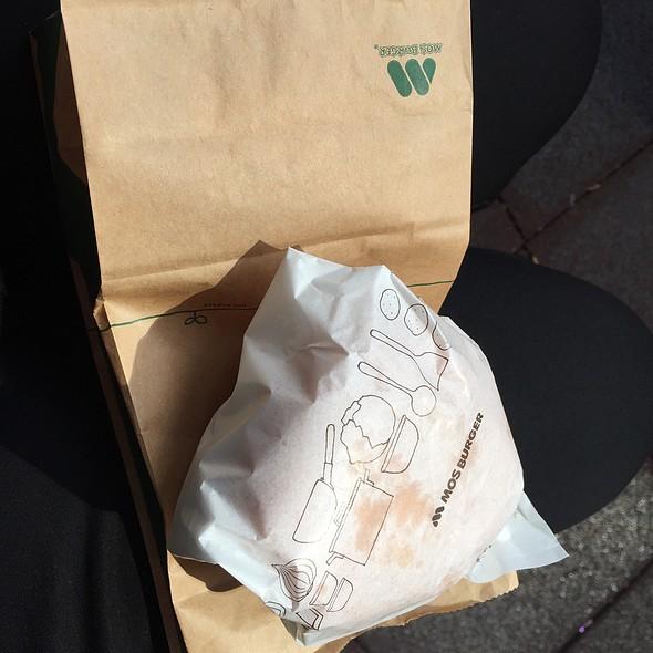Takokatsu Burger