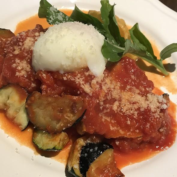 イタリア風ミートローフ トマトソースで。