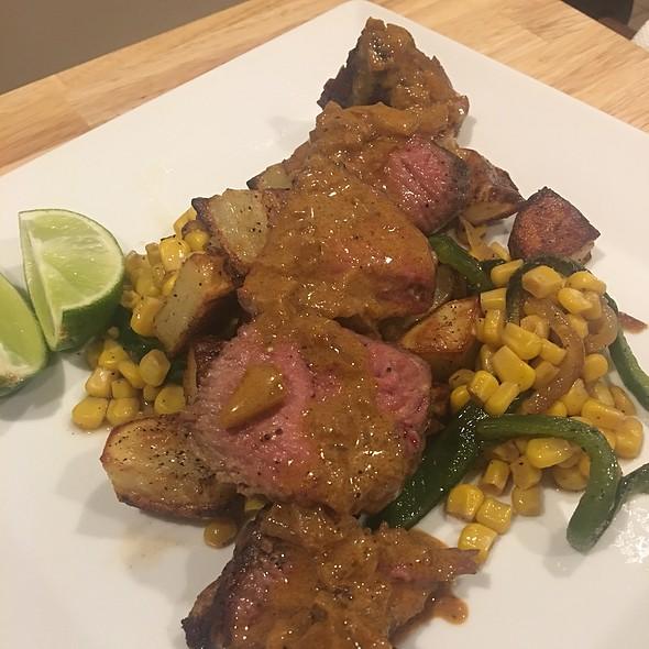 Adobo Loco Steak #Hellofresh