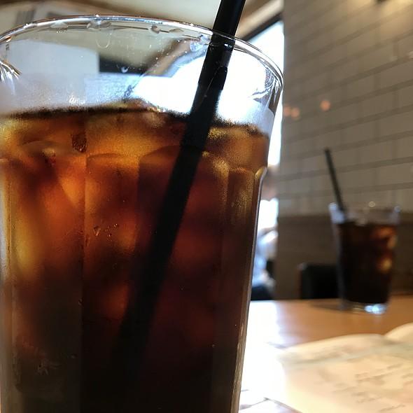 アイスコーヒー M