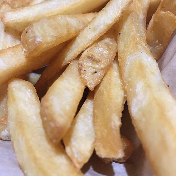 French Fries @ Chili's Grill & Bar