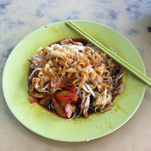 Ipoh Koay Teow Dry