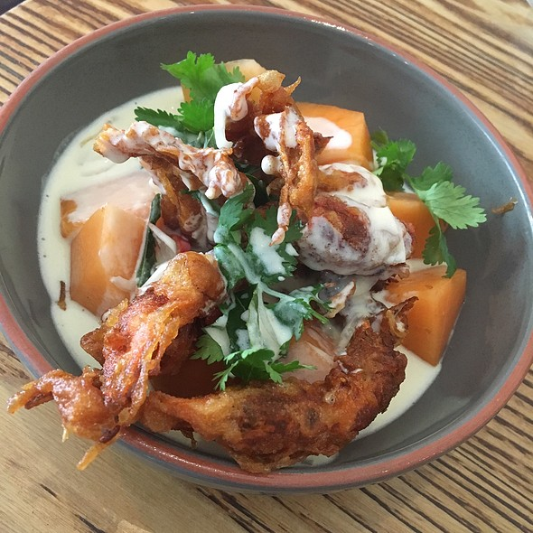 Soft Shell Crab @ THE BAO MAKERS