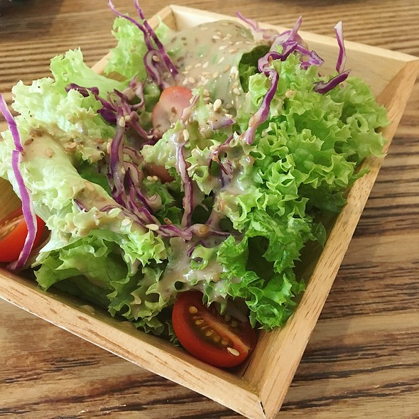 House Salad @ THE BAO MAKERS