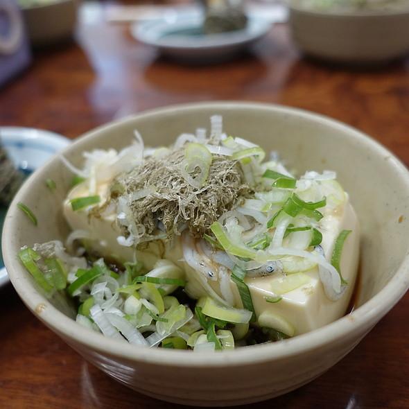 湯豆腐 @ 永楽食堂