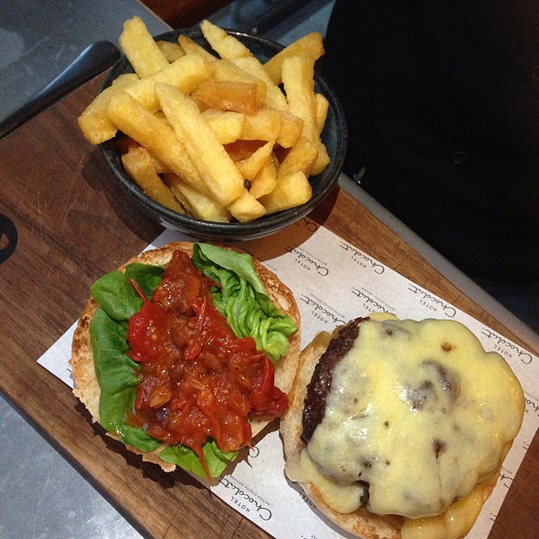 Burger Of The Gods