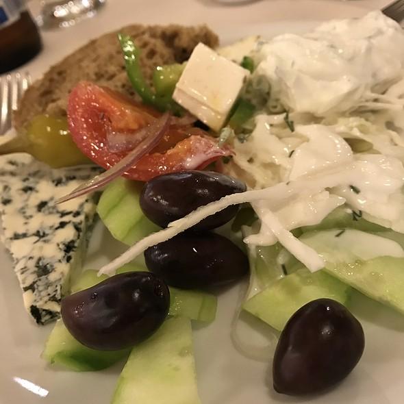 Salad @ Lagas Aegean Village