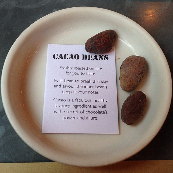 Cacao Beans @ Rabot 1745