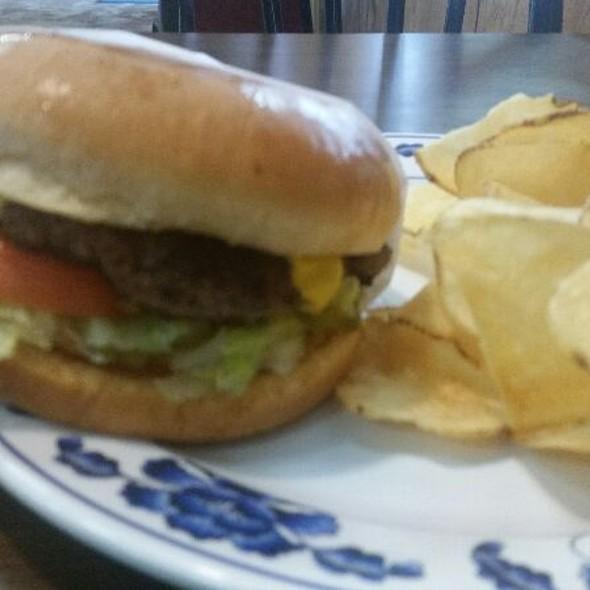 Cheeseburger & Chips