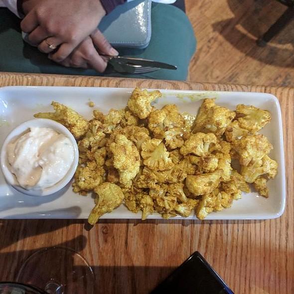 Curry Cauliflower