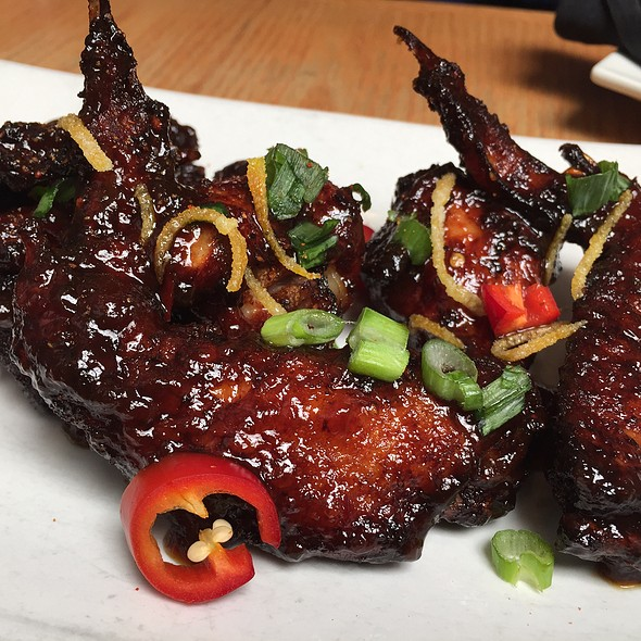 Japanese Bbq Wings