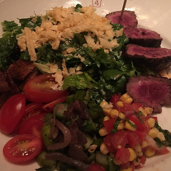Steakhouse Chopped Salad