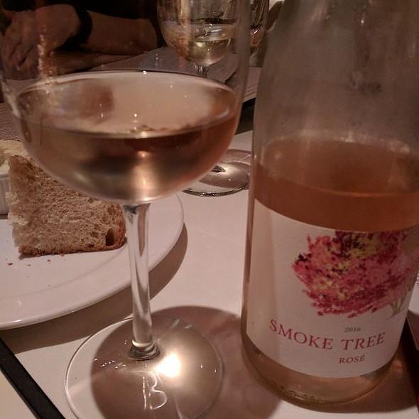 Smoke Tree Rose